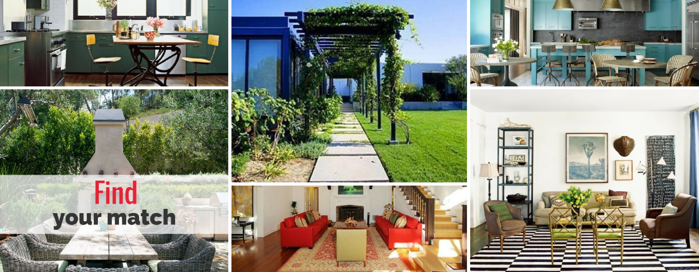 take the quiz | what's your celebrity home style? – locations north