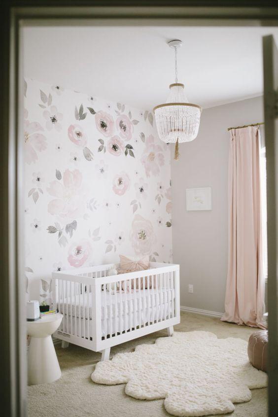 Nursery Feature Walls