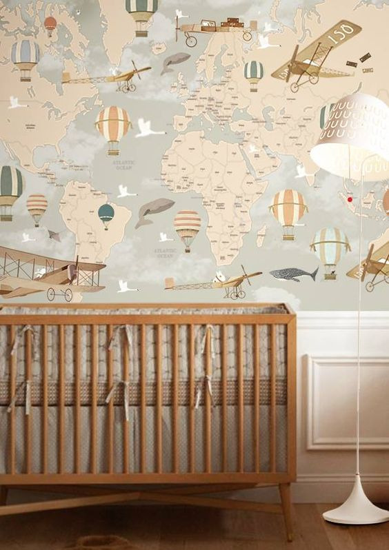 Nursery Feature Walls
