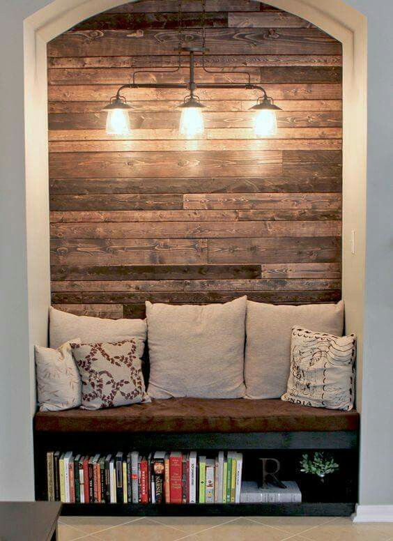 Cozy Book Nook