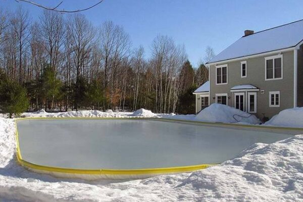 Backyard Skate Pond