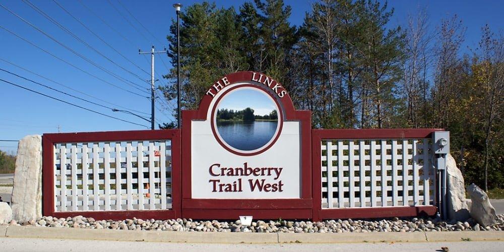 Cranberry Trail West