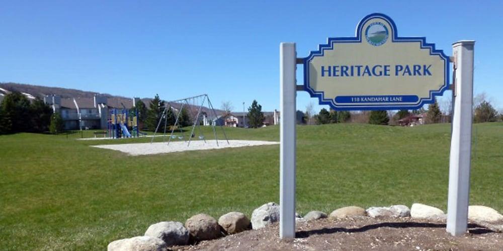 Heritage Corners