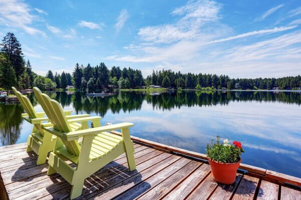 Dreaming about purchasing a waterfront property